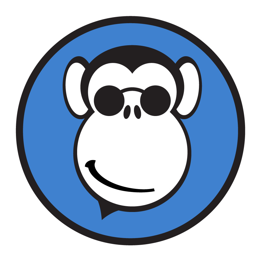 Beatnik-monkey-logo