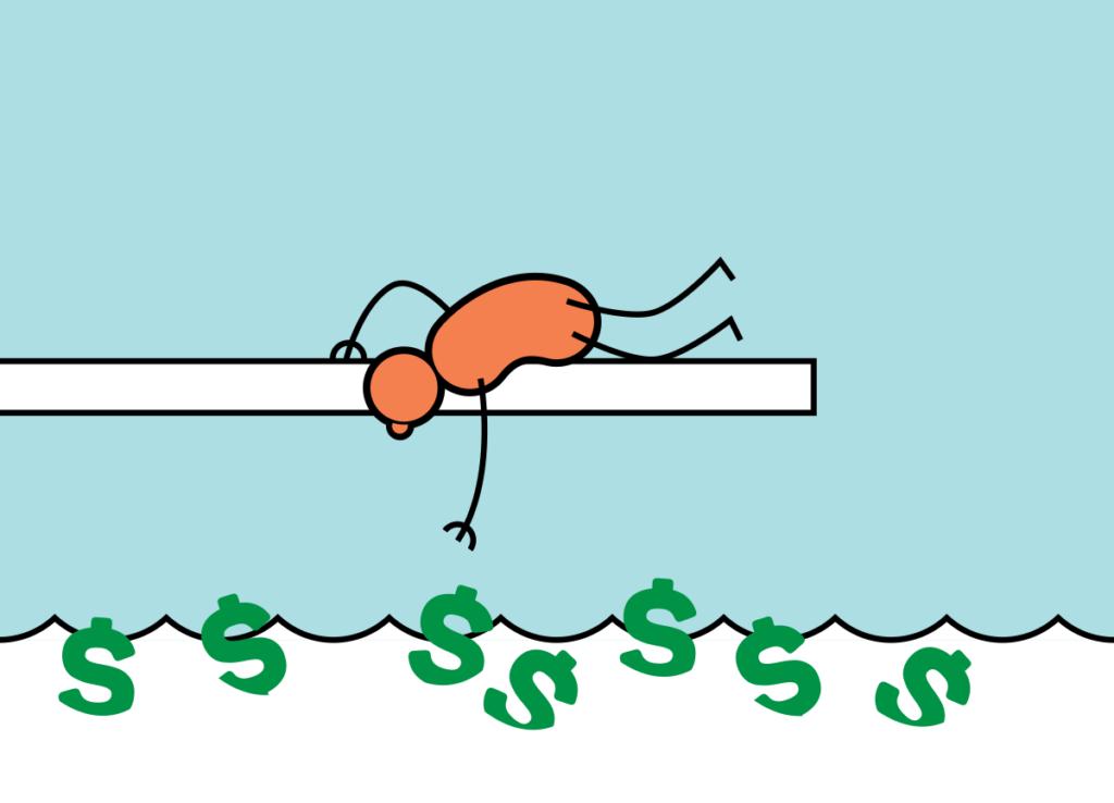 Suck-at-money